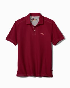 Limited-Edition Poinsettia Emfielder Polo