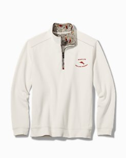 Limited-Edition Nassau Half-Zip Sweatshirt