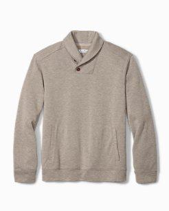 Sandbar Shawl Collar Sweatshirt