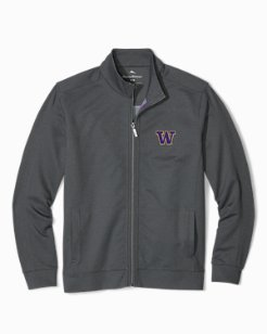 Collegiate Scoreboard Full-Zip Jacket