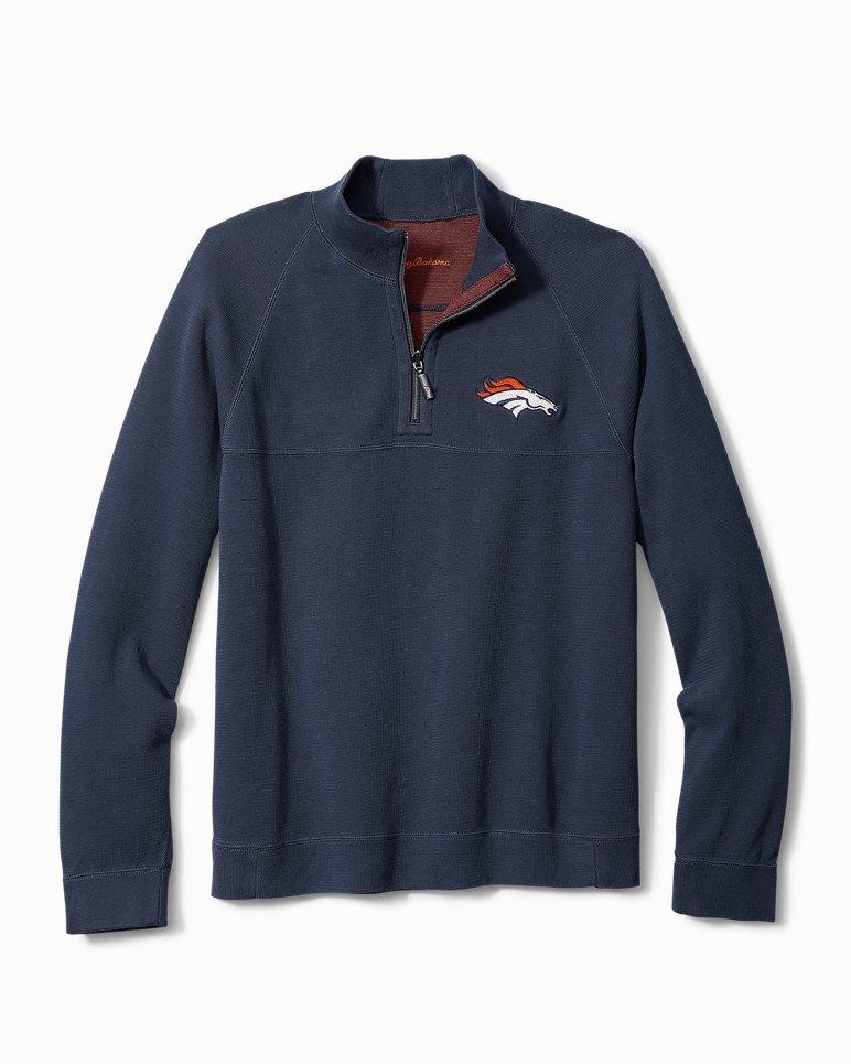 Main Image for NFL Fairway Reversible Half-Zip Sweatshirt