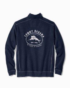 Island Life 93 Nassau Half-Zip Sweatshirt