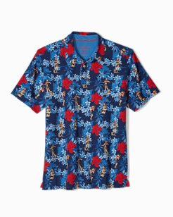 Hula Holiday IslandZone® Polo