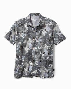 Palmetto Tropic IslandZone® Knit Camp Shirt