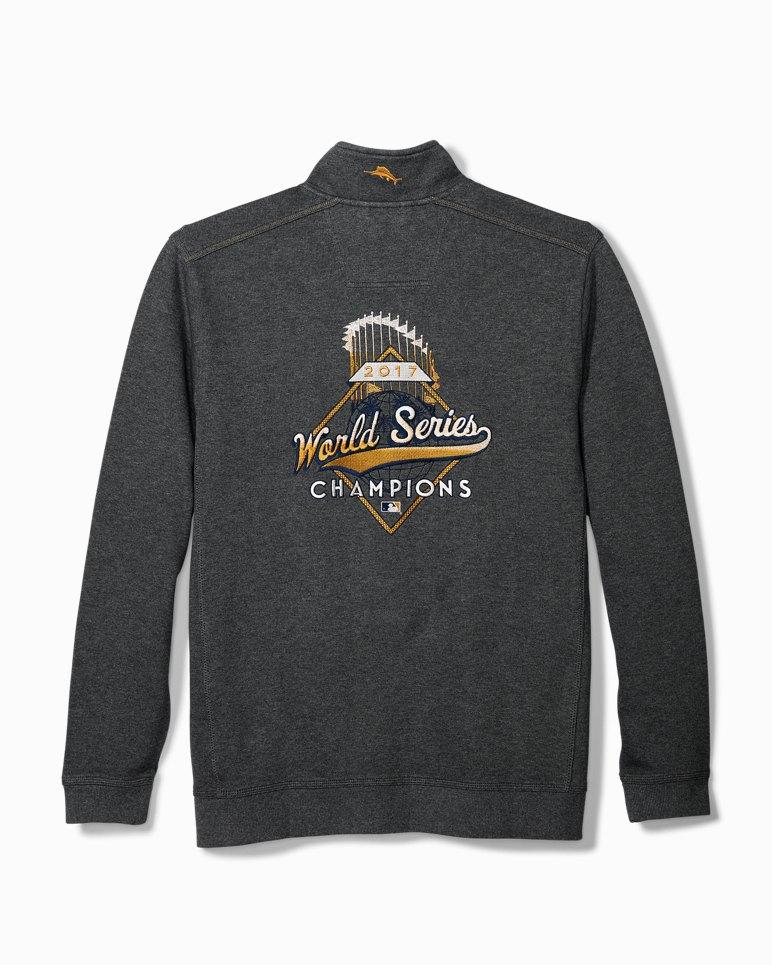 Main Image for MLB® Houston Astros World Series™ 2017 Half-Zip Sweatshirt