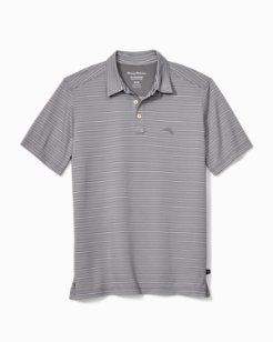 Santa Elana Stripe IslandZone® Polo