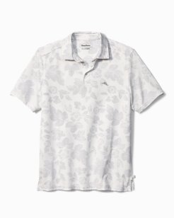 Uptown Floral Polo