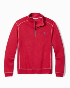 Tobago Bay Half-Zip Sweatshirt