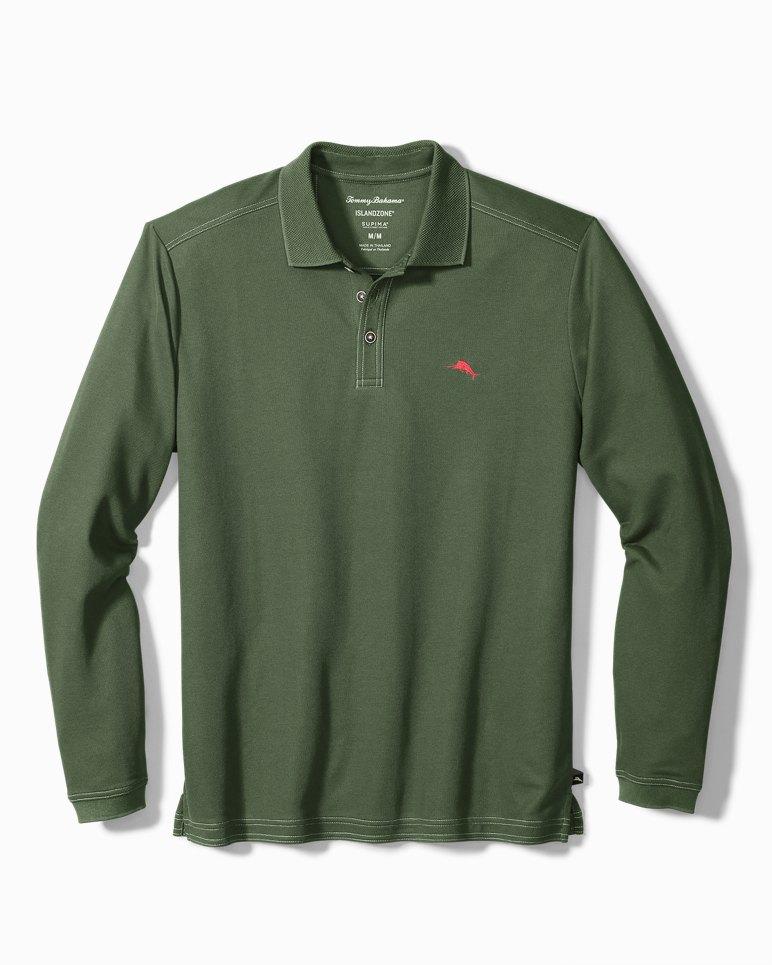 Main Image for Emfielder Long-Sleeve Polo