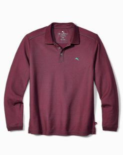 Emfielder Long-Sleeve Polo