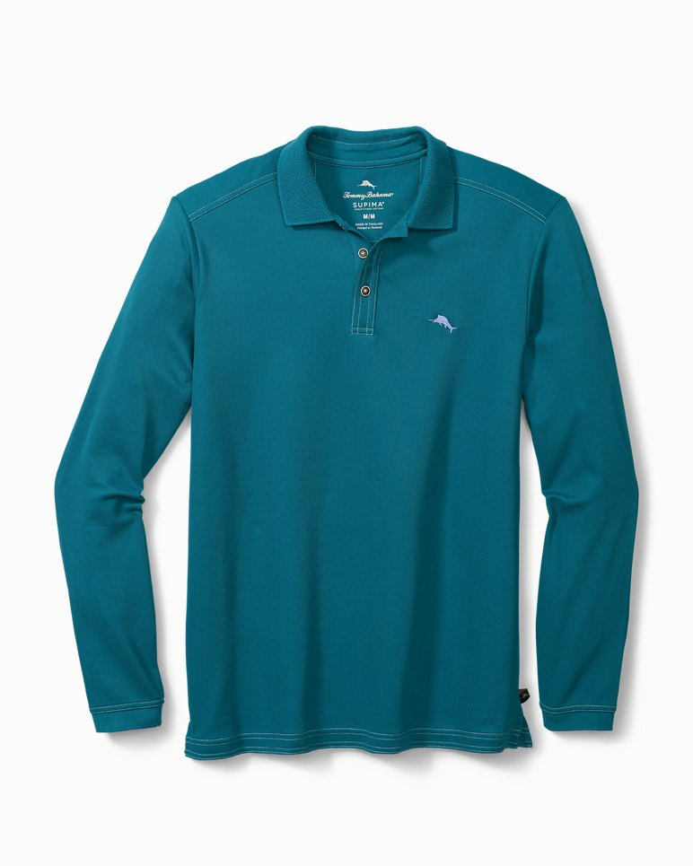 Main Image for Emfielder Long-Sleeve Polo