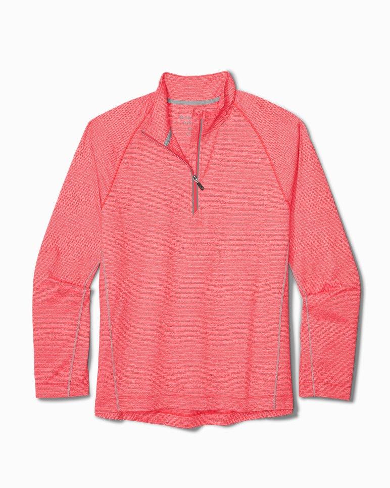 Main Image for Tidal Tech IslandZone® Half-Zip Sweatshirt