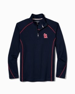 MLB® Home Run Half-Zip Sweatshirt 03740fb914