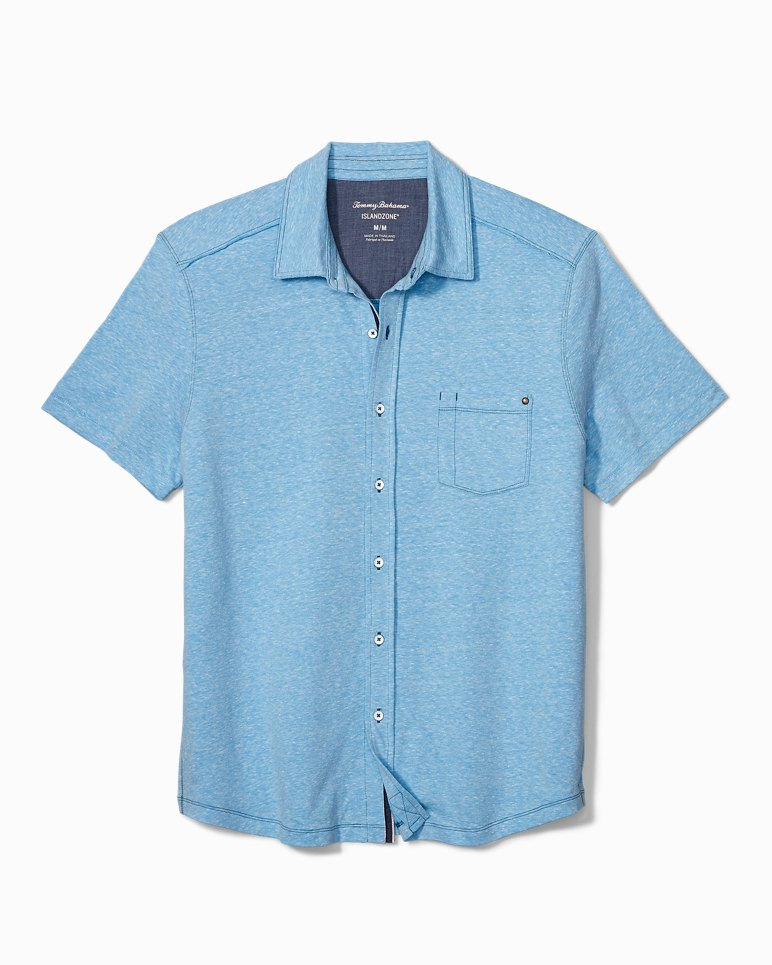 Main Image for Bodega Beach IslandZone® Knit Camp Shirt