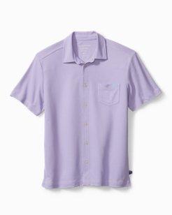 Emfielder Knit Camp Shirt