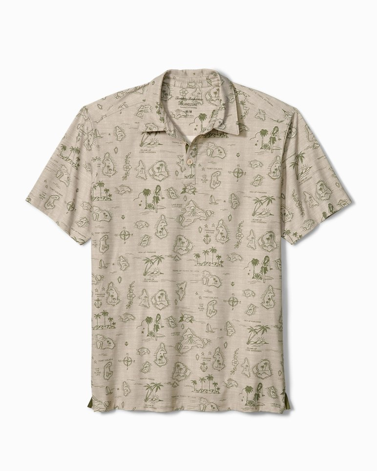 Main Image for Tahiti Treasure IslandZone® Polo