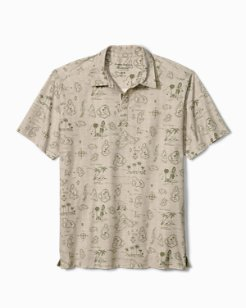 Tahiti Treasure IslandZone® Polo