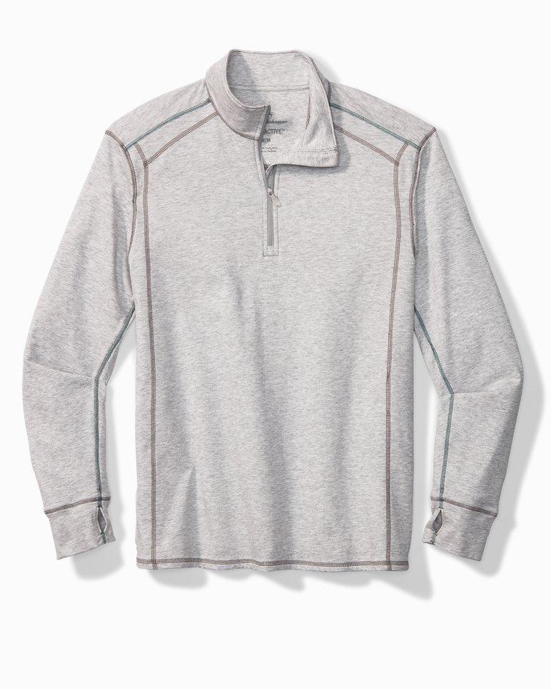 Main Image for IslandActive® Palm Valley Half-Zip Sweatshirt