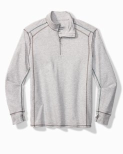IslandActive® Palm Valley Half-Zip Sweatshirt
