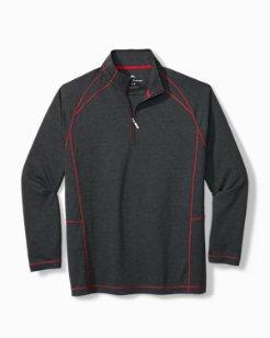 Final Score IslandZone® Half-Zip Sweatshirt