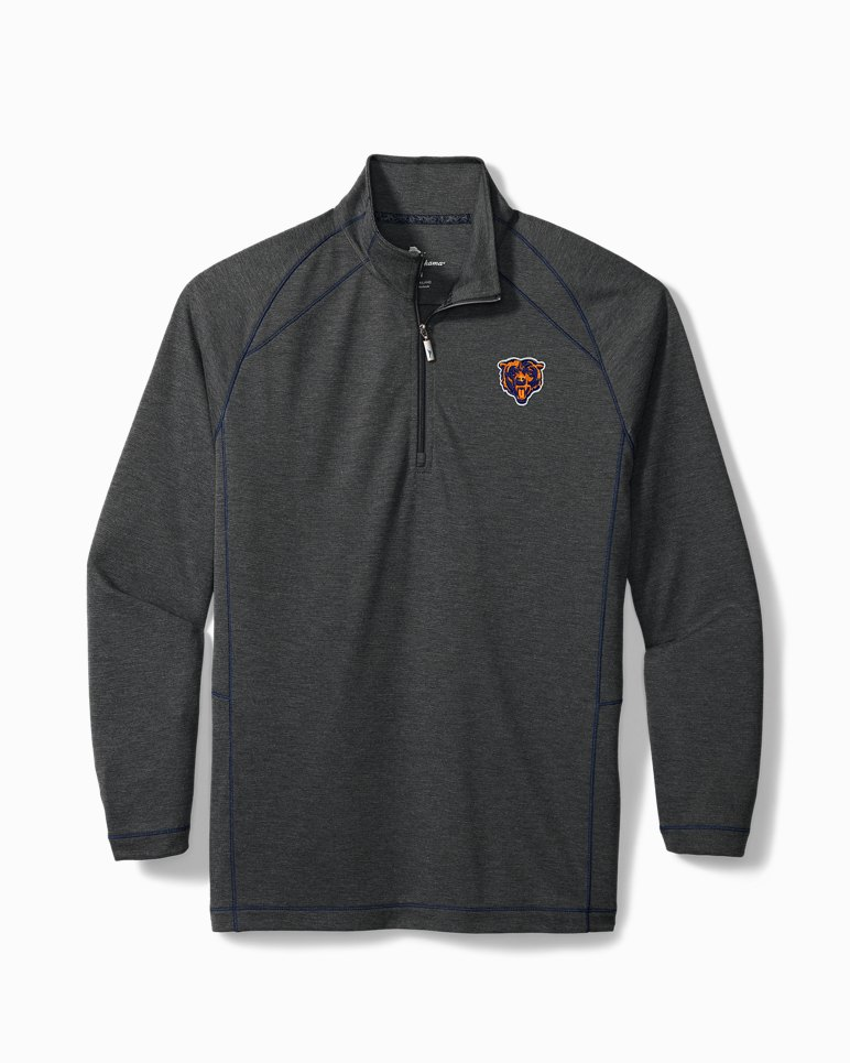 Main Image for NFL Final Score IslandZone® Half-Zip Sweatshirt