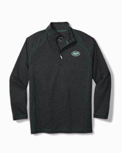 NFL Final Score IslandZone® Half-Zip Sweatshirt