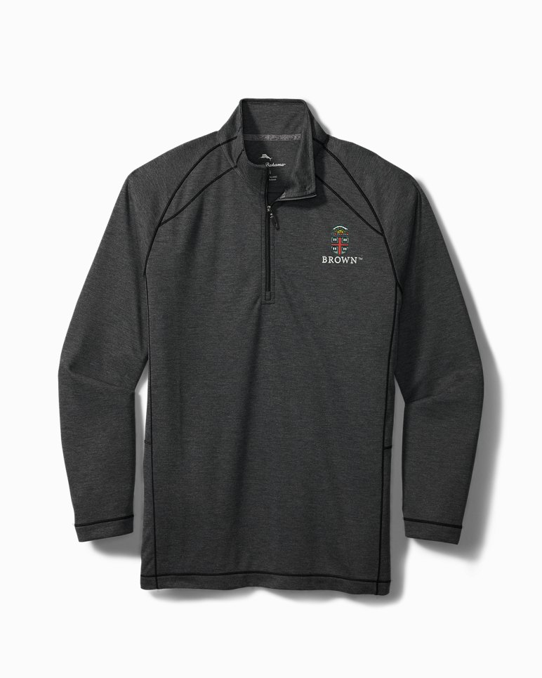 Main Image for Collegiate Final Score Half-Zip Sweatshirt