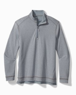 Ferrara Flip Half-Zip Sweatshirt