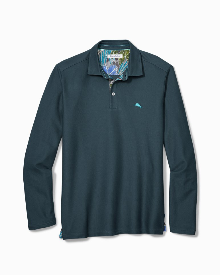 Main Image for Limited Edition 5 O'clock Long-Sleeve Polo