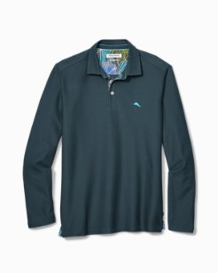 Limited Edition 5 O'clock Long-Sleeve Polo