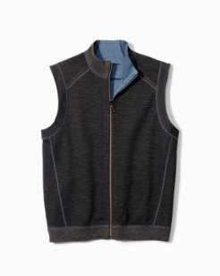 Flipsider Reversible Full-Zip Vest