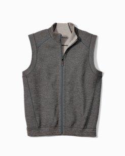 Flipsider Reversible Full-Zip Vest