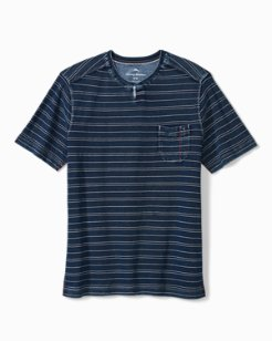 Riviera Indigo Abaco Shirt
