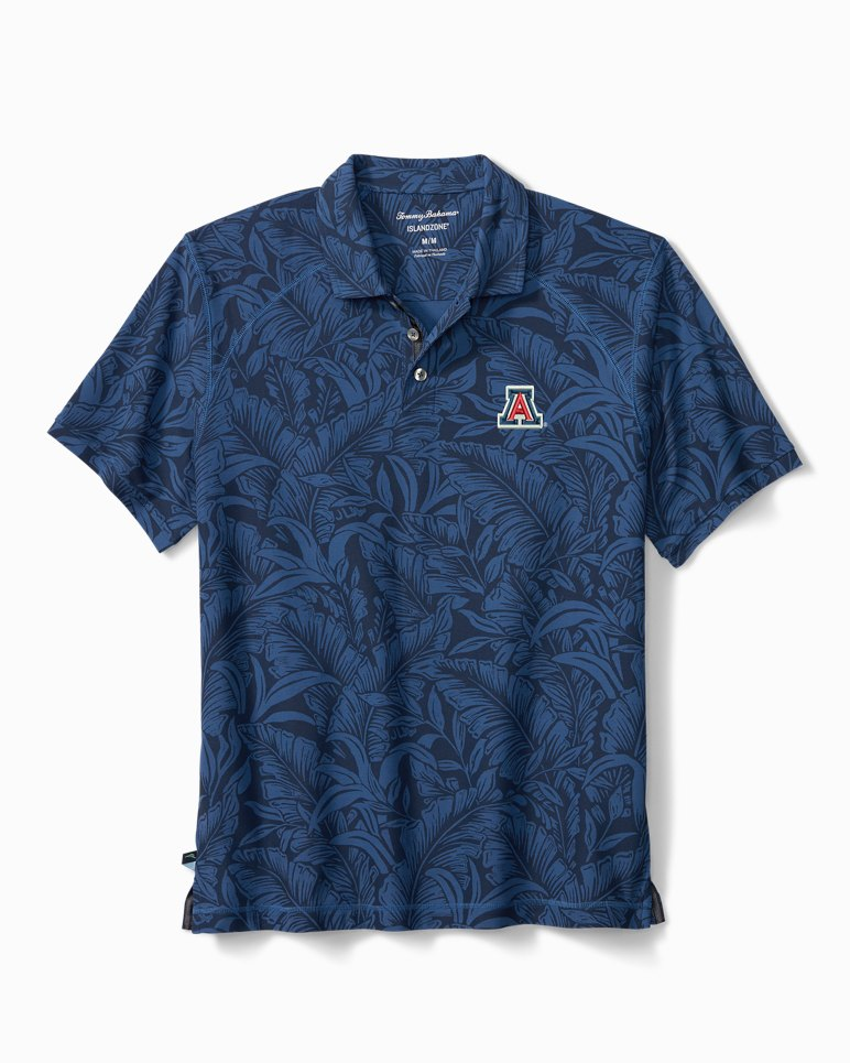 Main Image for Collegiate Leafbacker Polo