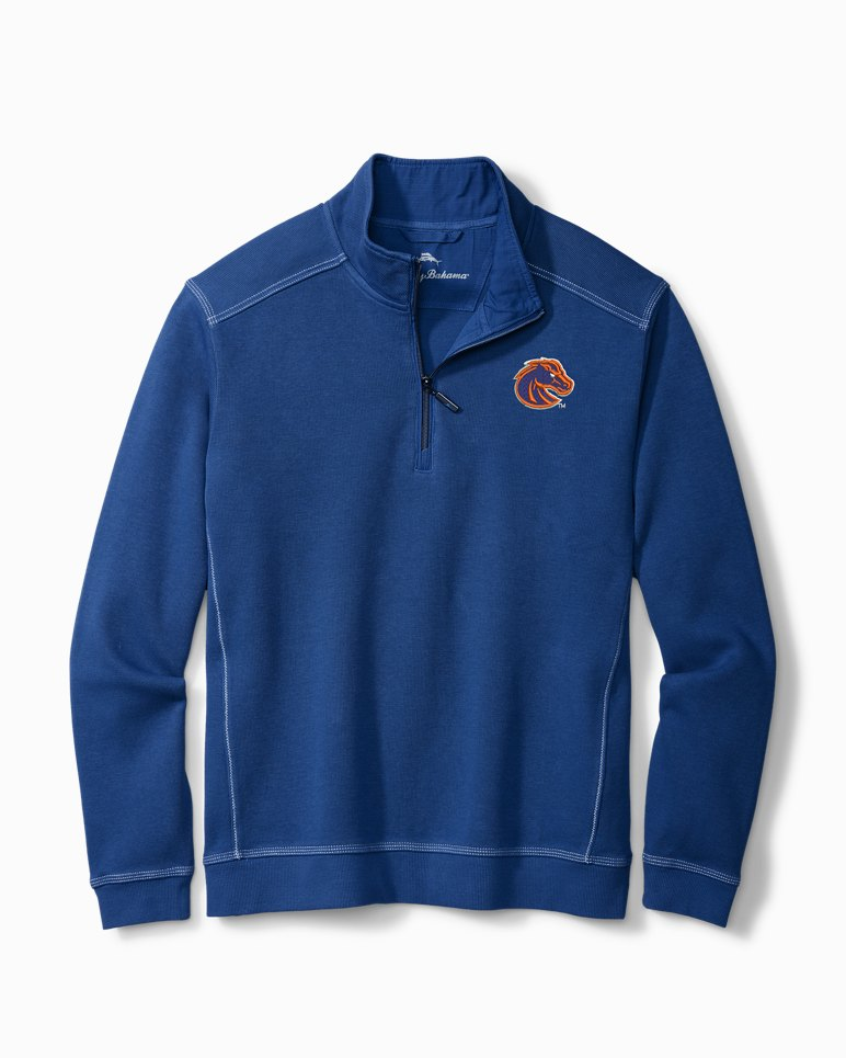 Main Image for Collegiate Nassau Half-Zip Sweatshirt