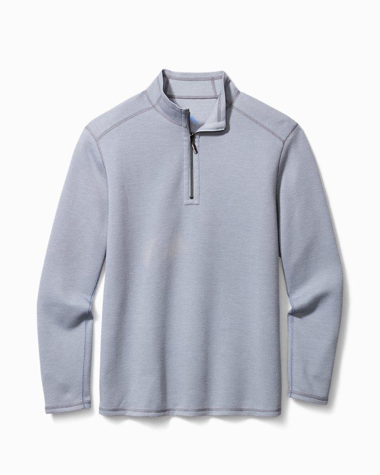Main Image for Double In Paradise Half-Zip Sweatshirt
