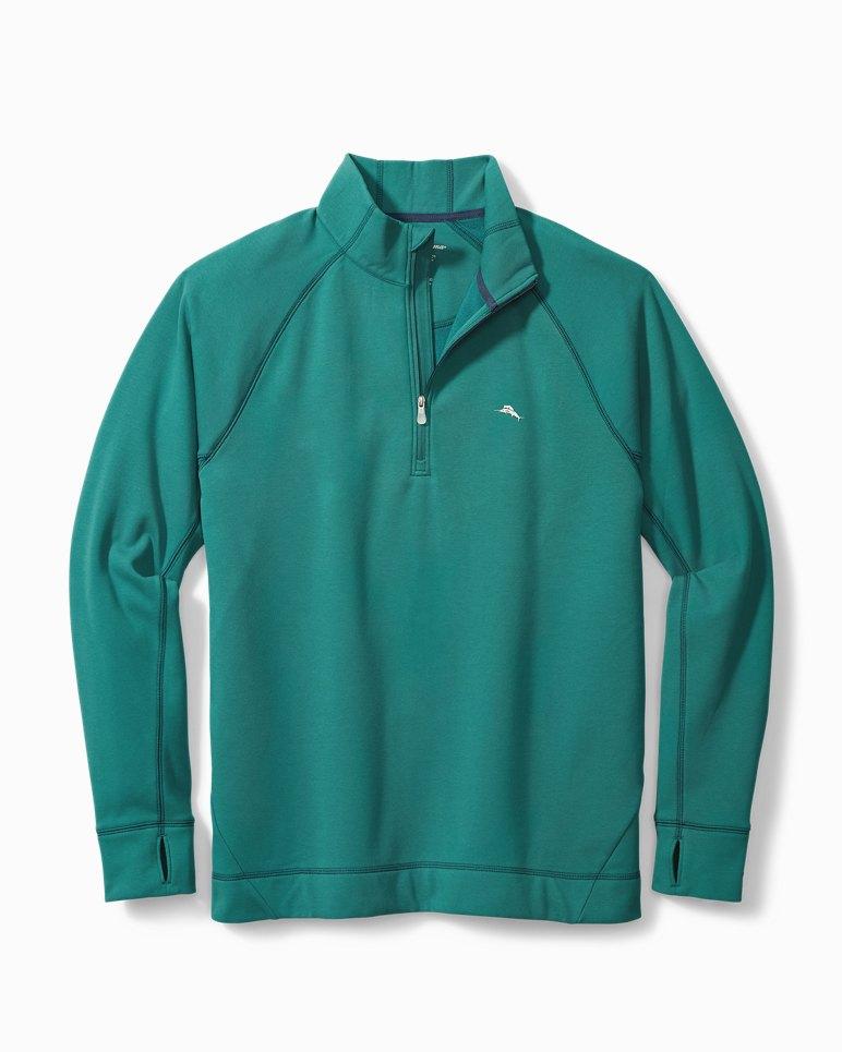 Main Image for Palm Harbor IslandZone® Half-Zip Sweatshirt