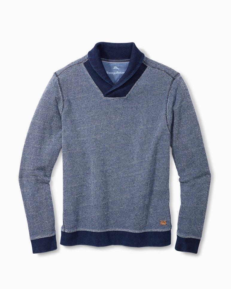 Main Image for Agave Azul Shawl-Neck Sweatshirt