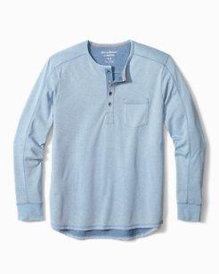San Jacinto IslandZone® Henley Shirt