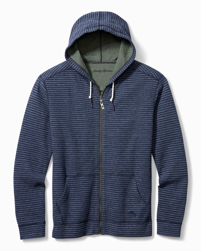 Main Image for Mid-Flip Reversible Full-Zip Hoodie
