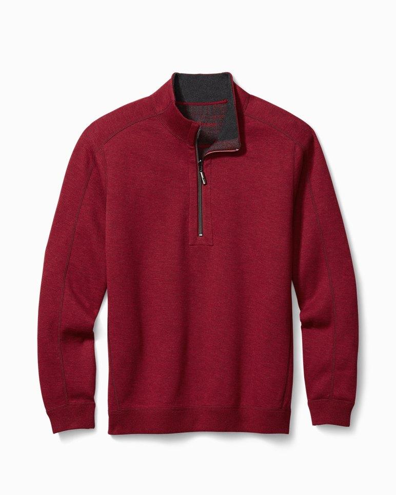 Main Image for New Flipsider Half-Zip Sweatshirt