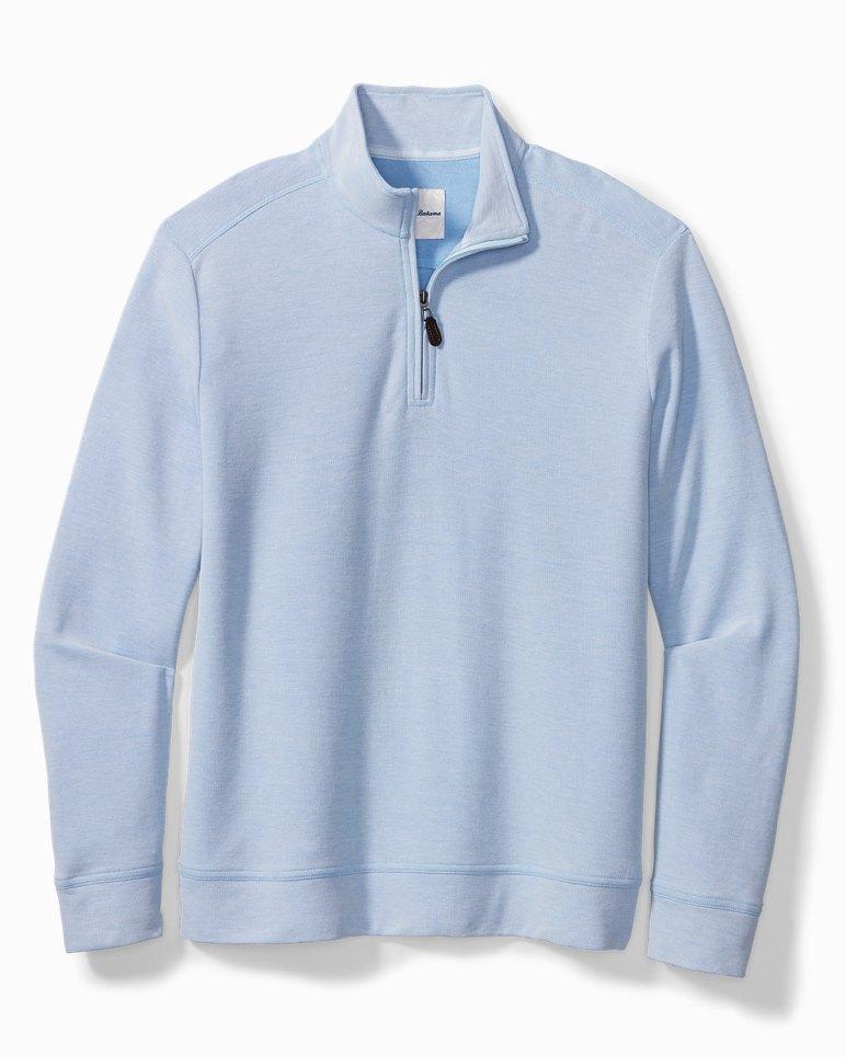 Main Image for Coral Seas Half-Zip Sweatshirt