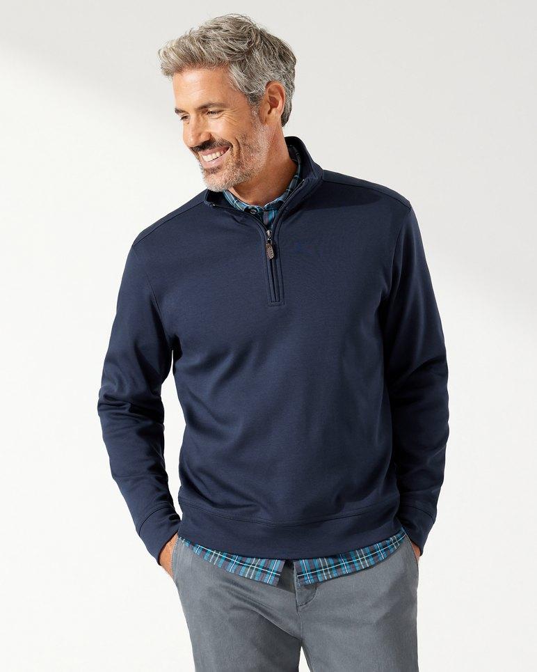 Main Image for Martinique Half-Zip Sweatshirt