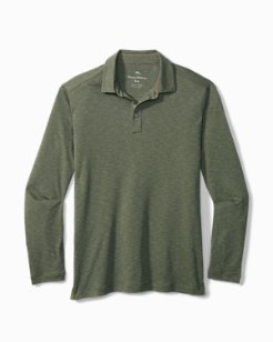 La Jolla Cove Long-Sleeve Polo