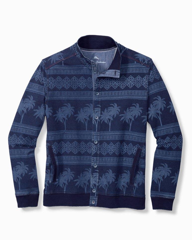 Main Image for Indigo Isles Cotton-Stretch Shirt Jacket