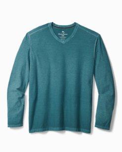 Cirrus Coast V-Neck Long-Sleeve Shirt