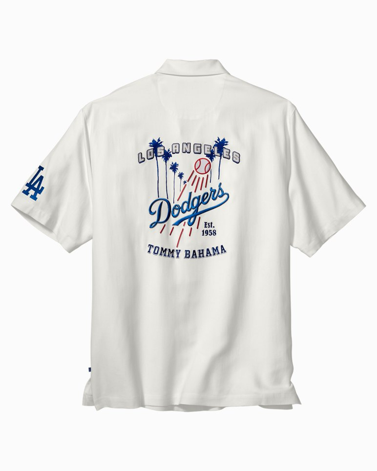 hot sale online a0325 b6508 MLB® Los Angeles Dodgers Camp Shirt