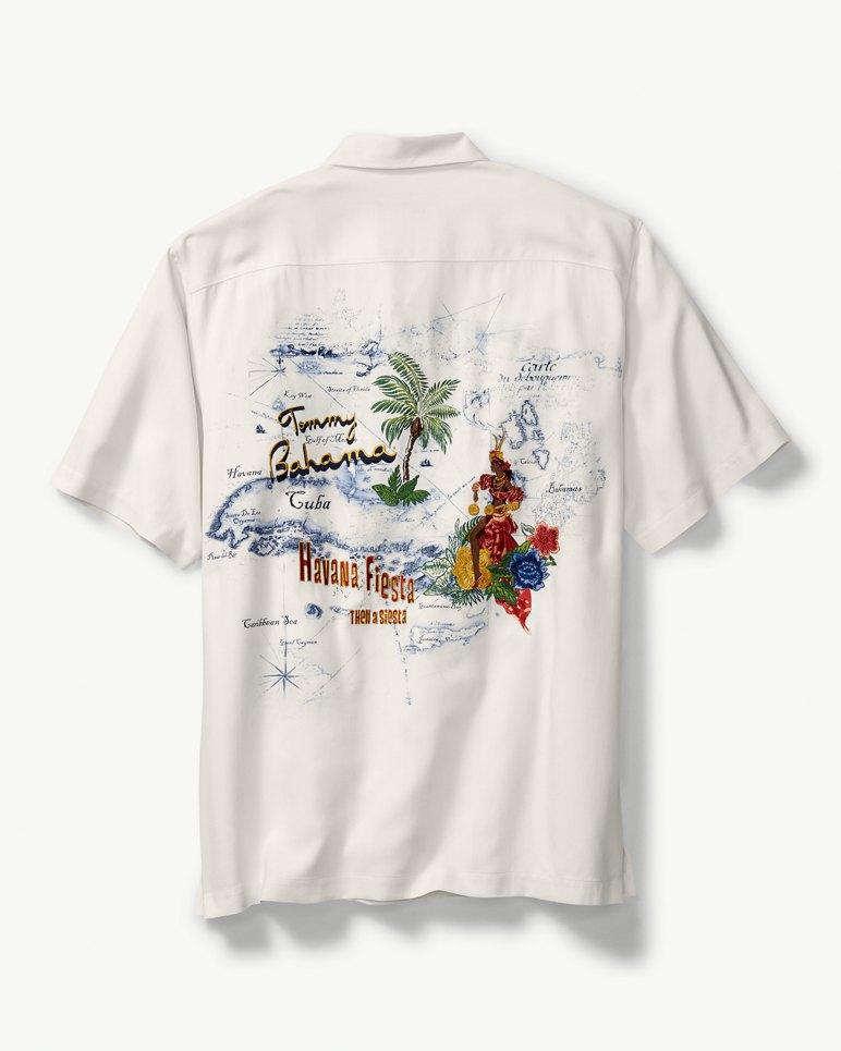 Havana Fiesta Camp Shirt