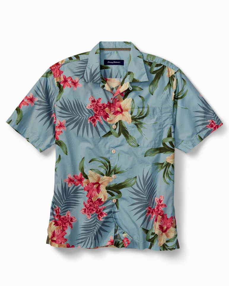 Main Image for Under The Hibiscus Sun Camp Shirt