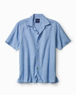 Standard Fit Geo Getaway Camp Shirt